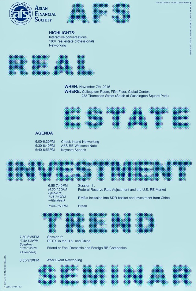 afs-real-estate-investment-trend-seminar-flyer