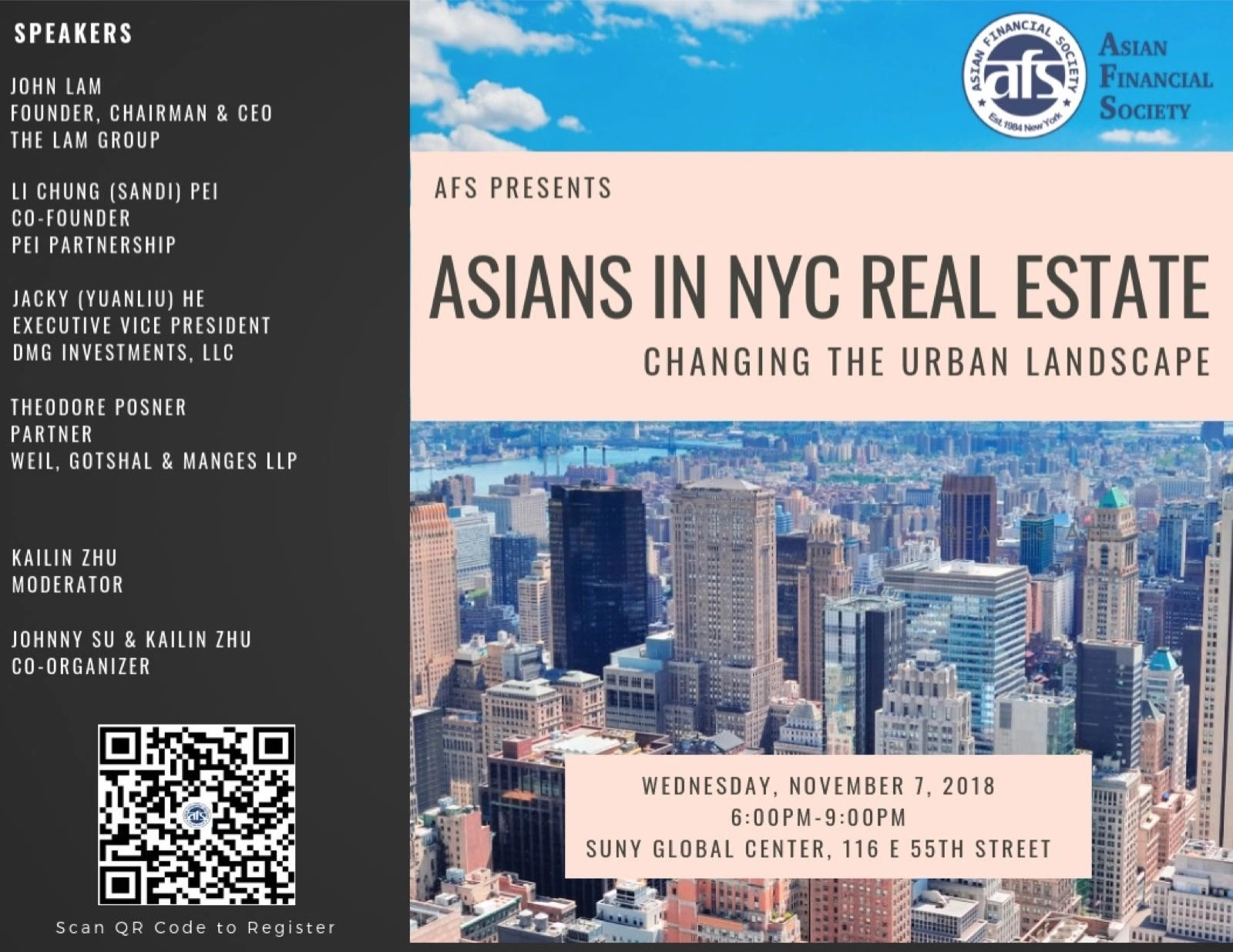 Asians in NY Real Estate: Changing the Urban Landscape